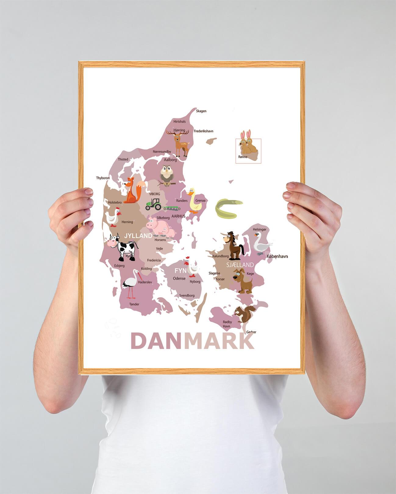 Danmarkskort-boern-pige-3