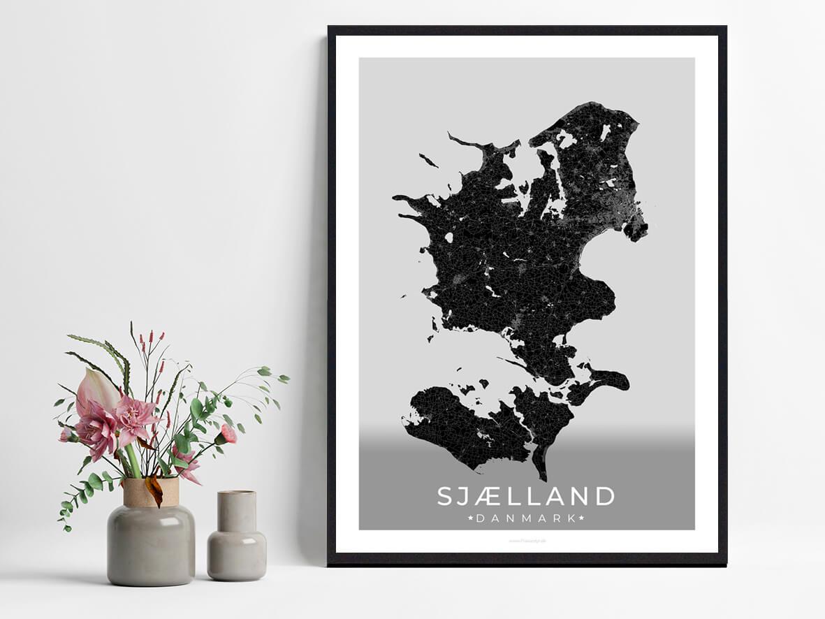 Sjalelland-plakat-boligen-sort-1