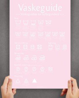 vaskeguide-nybegyndere-plakat