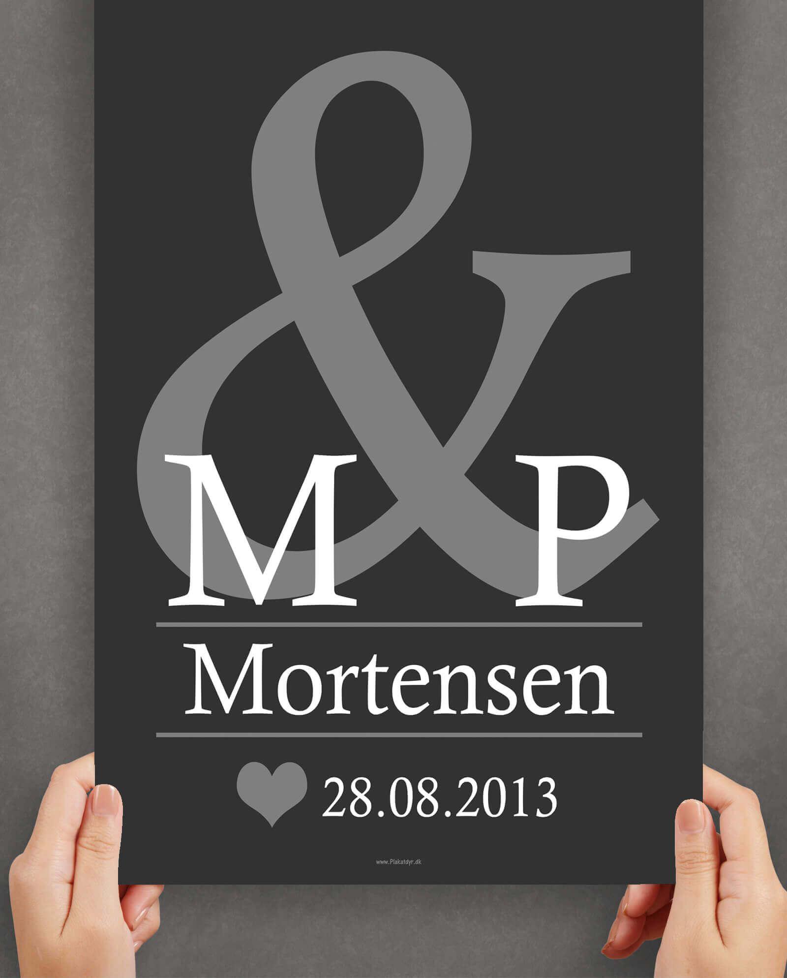 gaveide-bryllup-navne-sort-baggrund