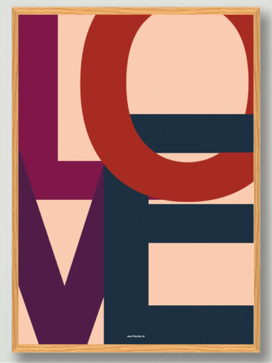 LOVE-plakat-farve