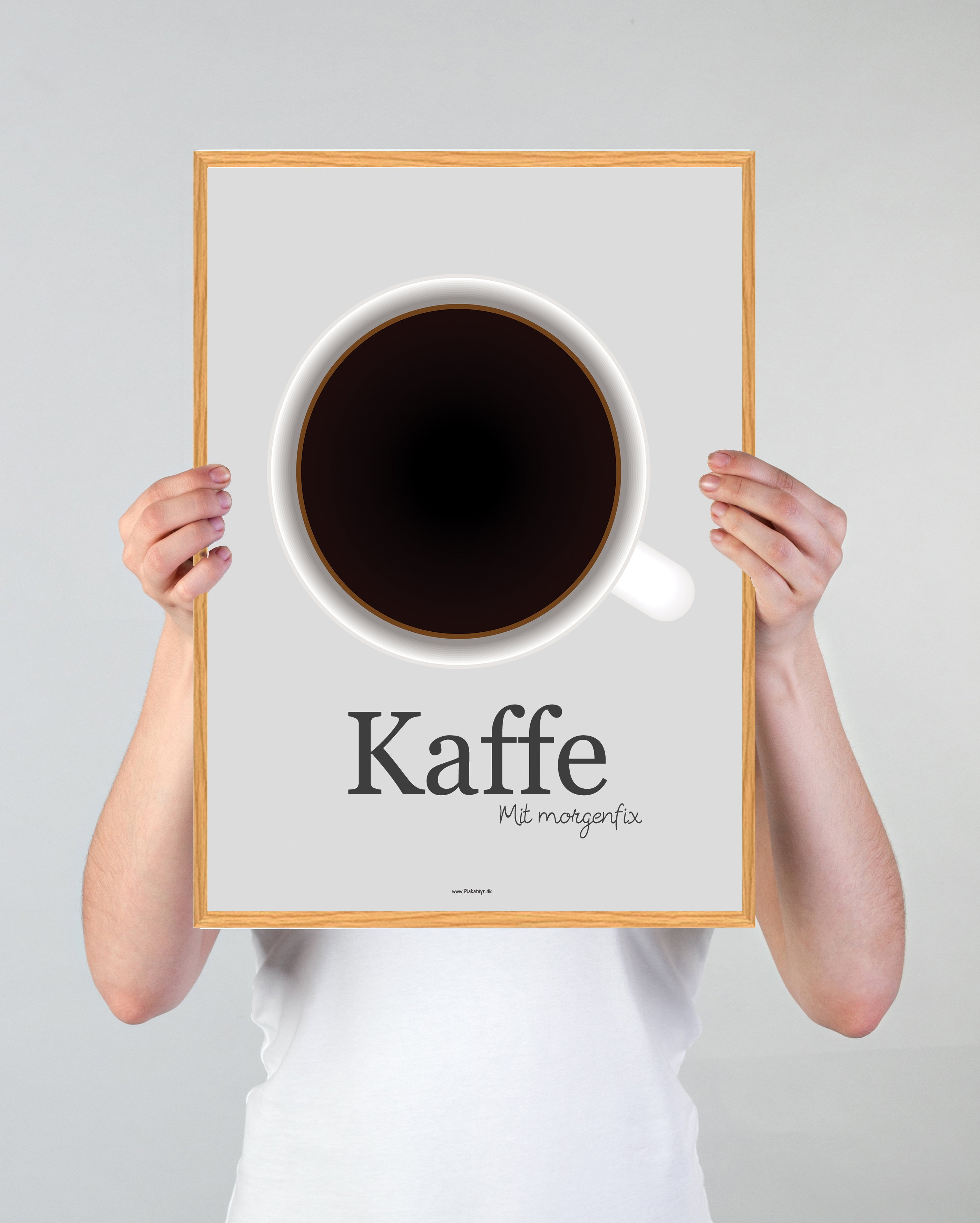 kaffe-graa-plakat