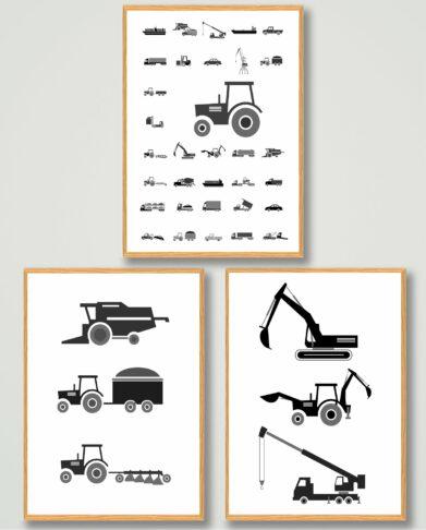 stilrene-plakater-boernevaerelset