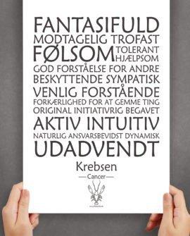 personligt-horoskop-plakat-krebsen