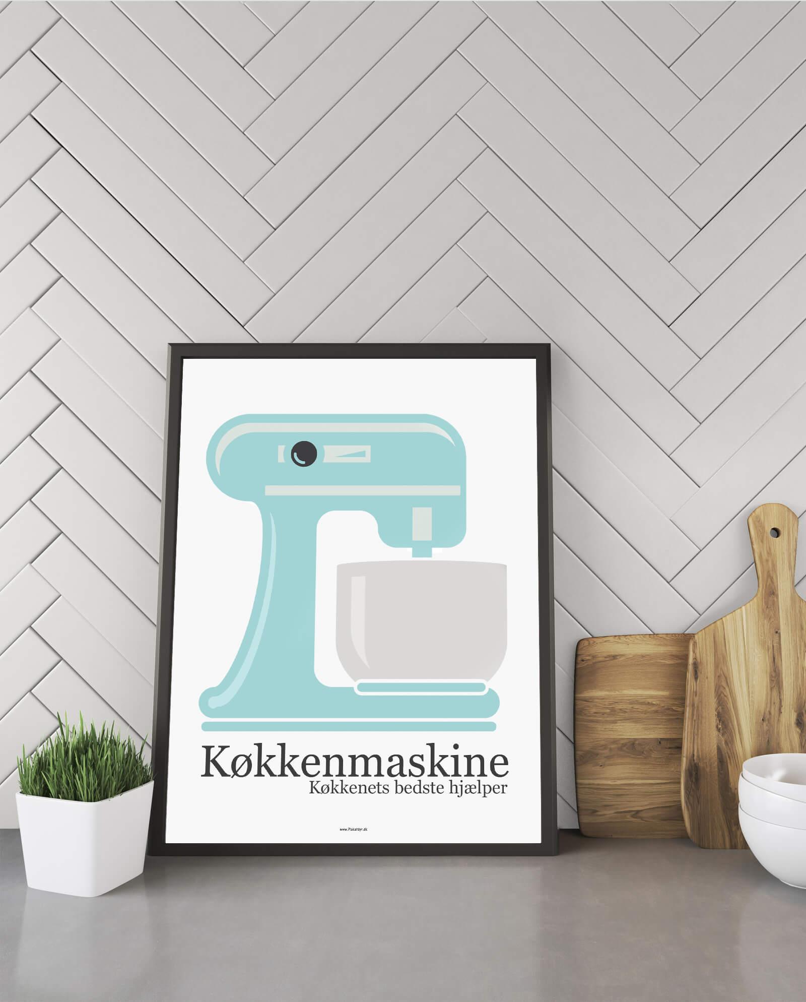 køkkenmaskine-hvid-gaveide