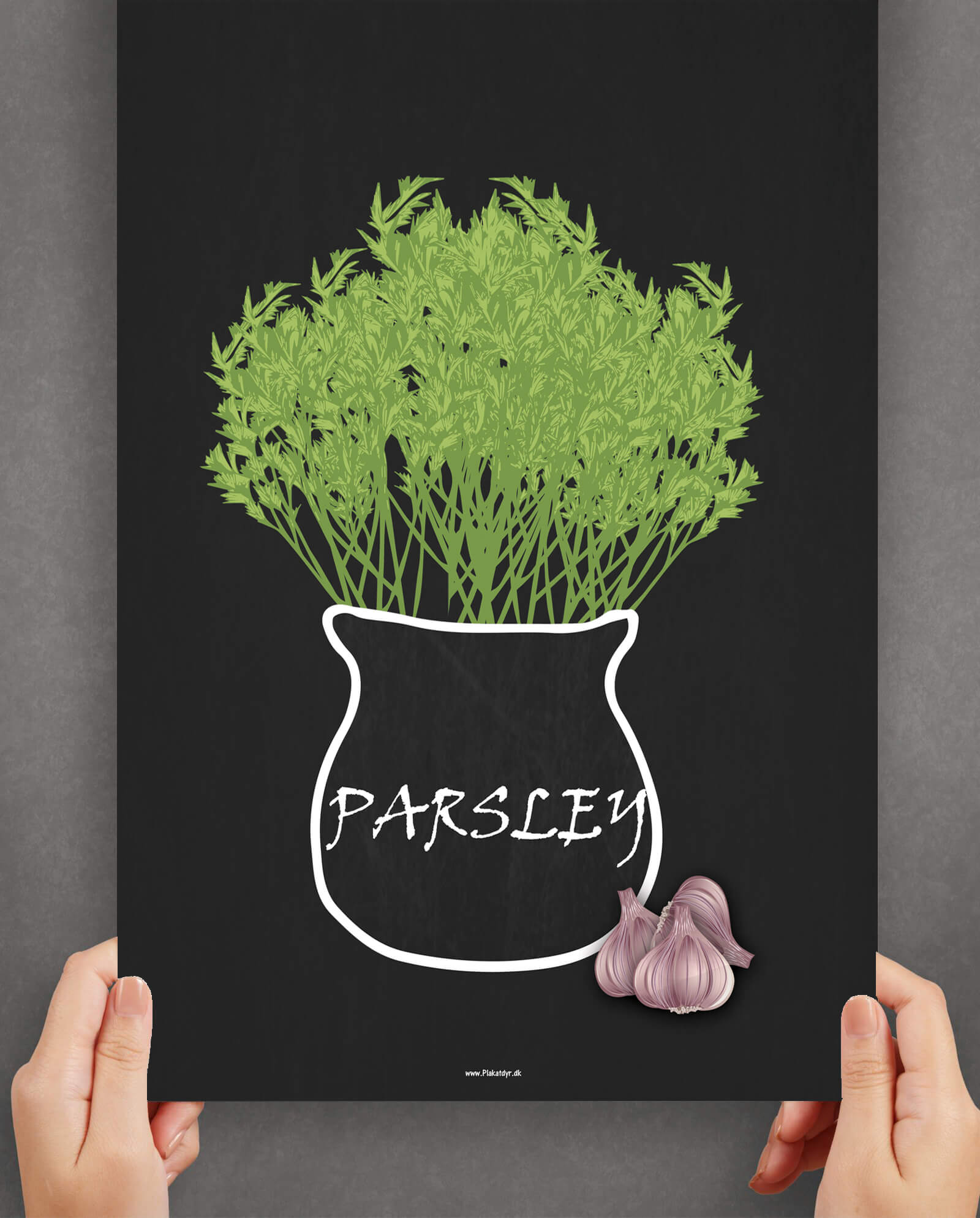 parsley-køkken