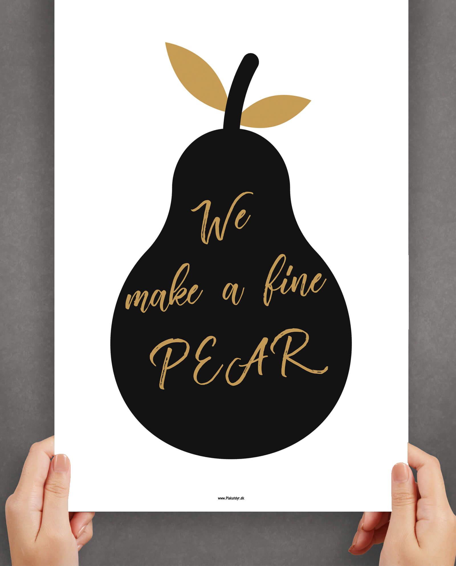 pear-hvidbaggrund