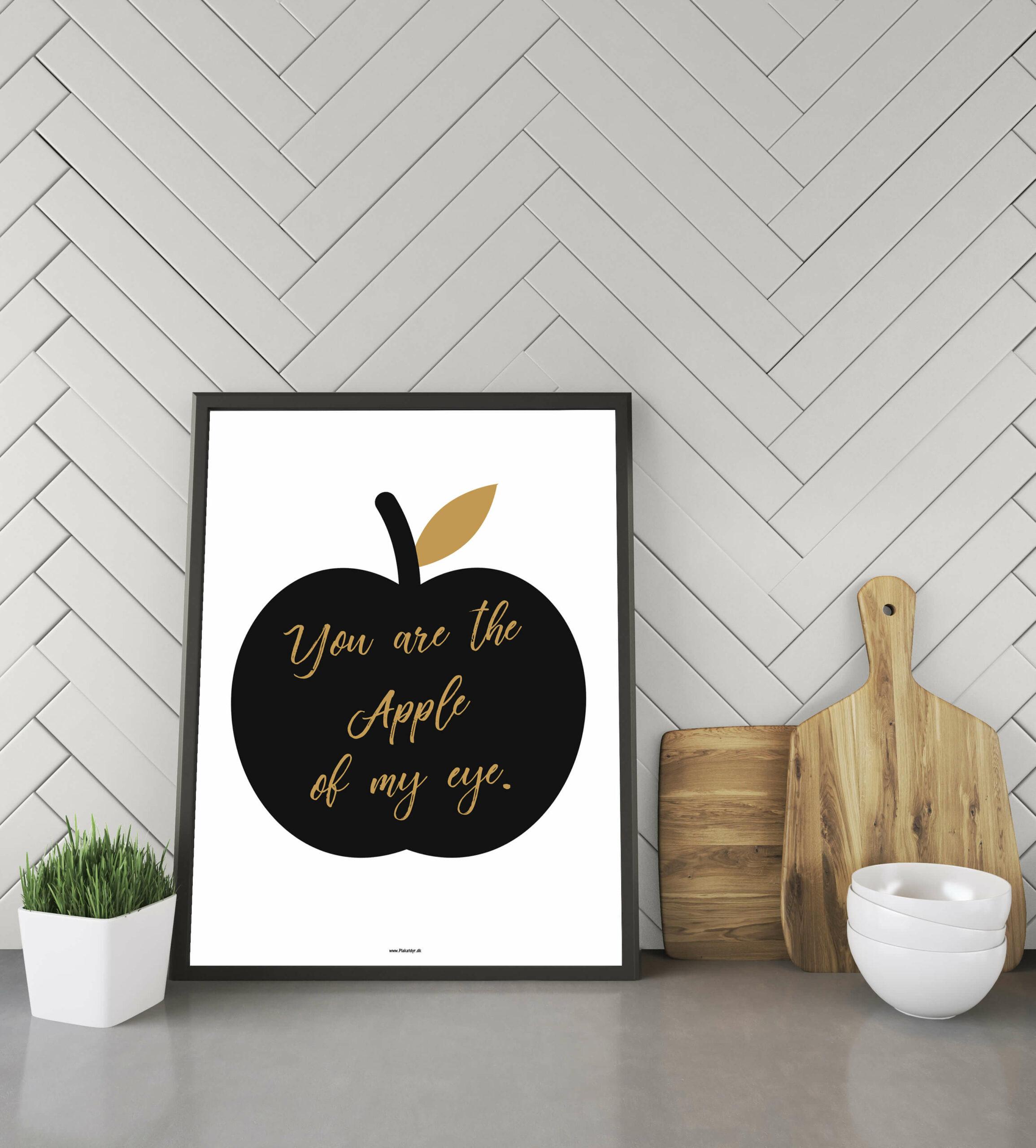 apple-køkken