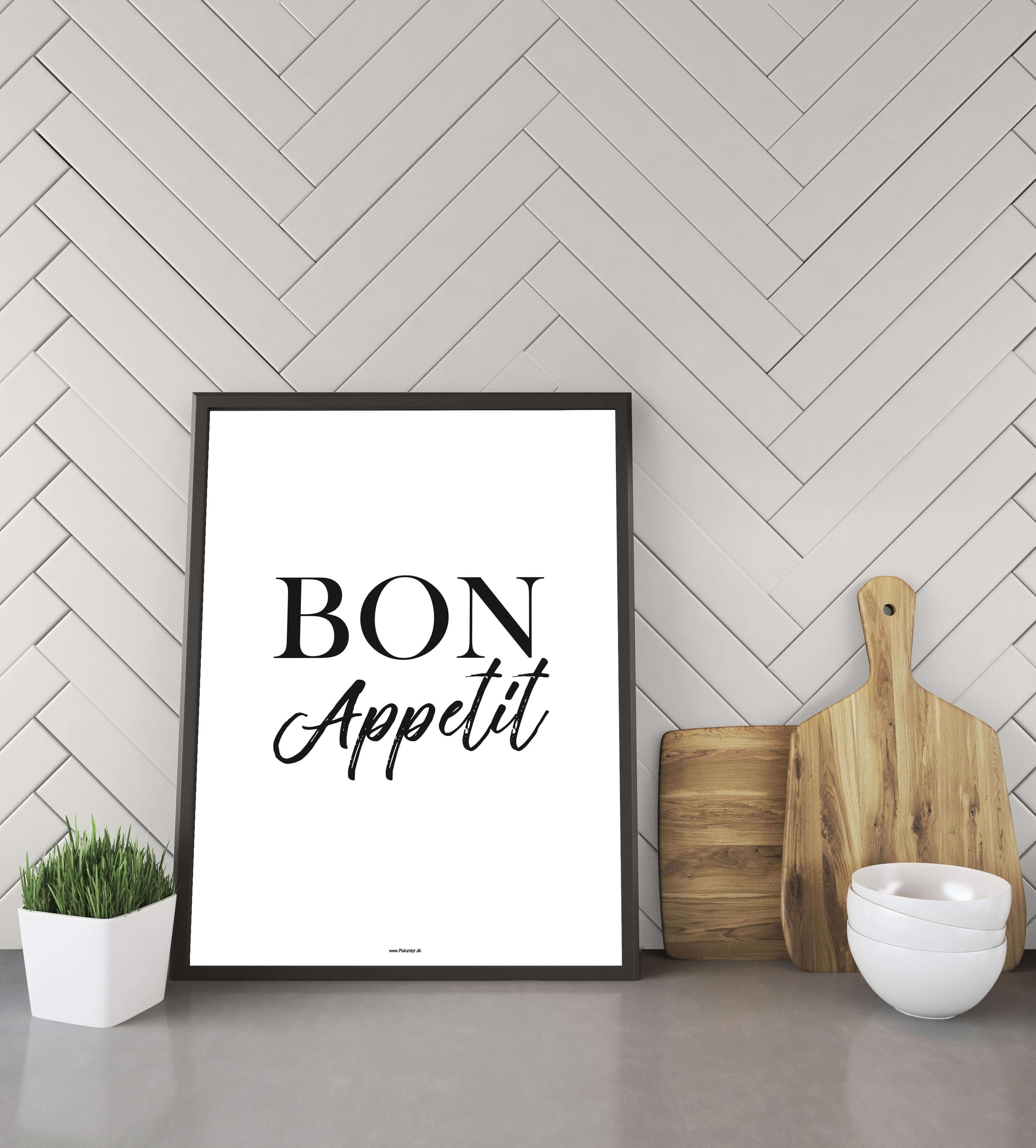 bon-appetit-plakat