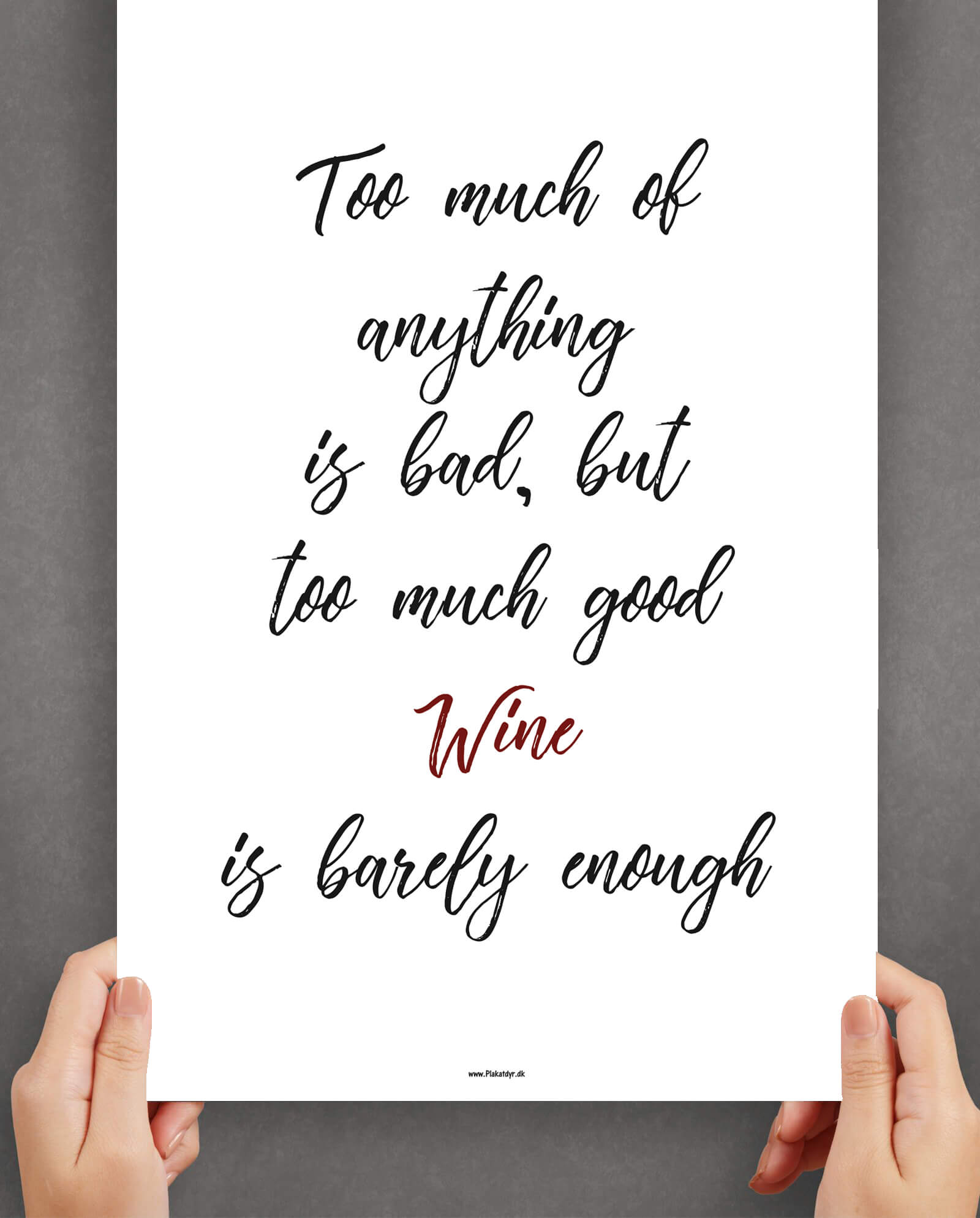 good-wine-plakat