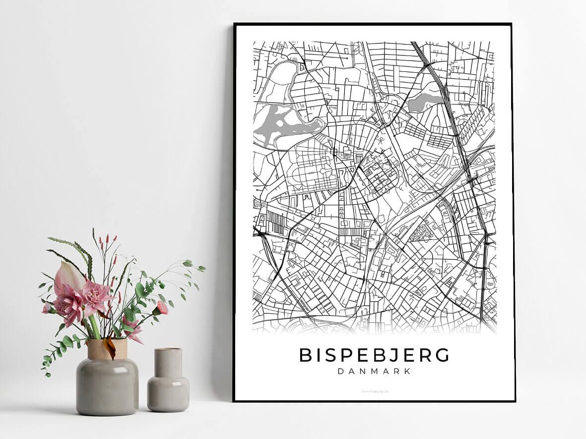 Bispebjerg-hvid-byplakat