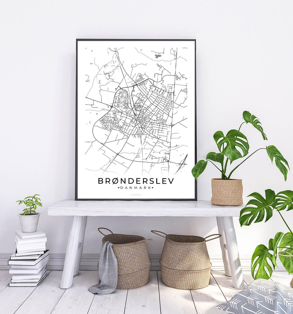 Broenderslev-hvid-byplakat-1