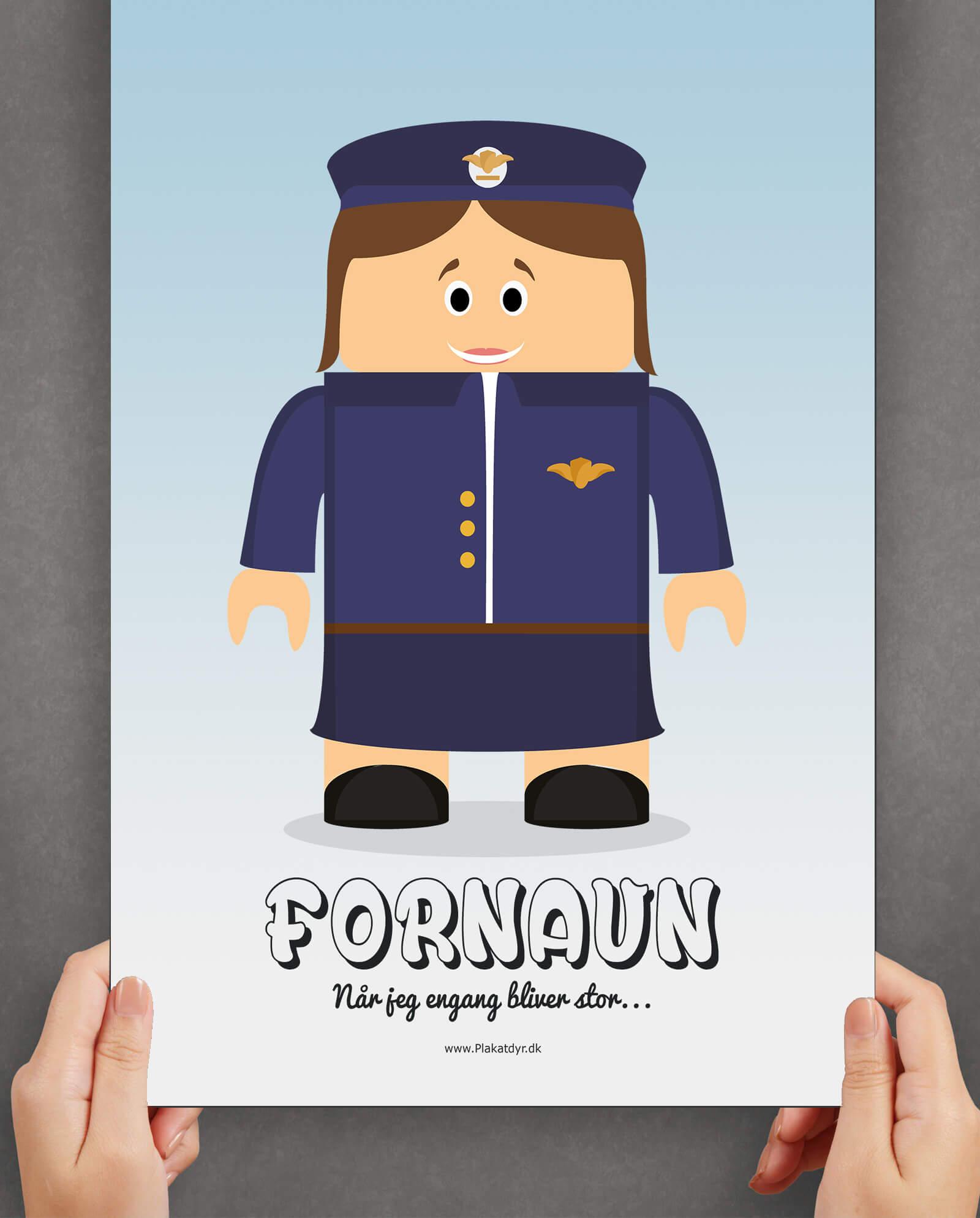 stewardesse-naar-jeg-engang-bliver-stor-plakat
