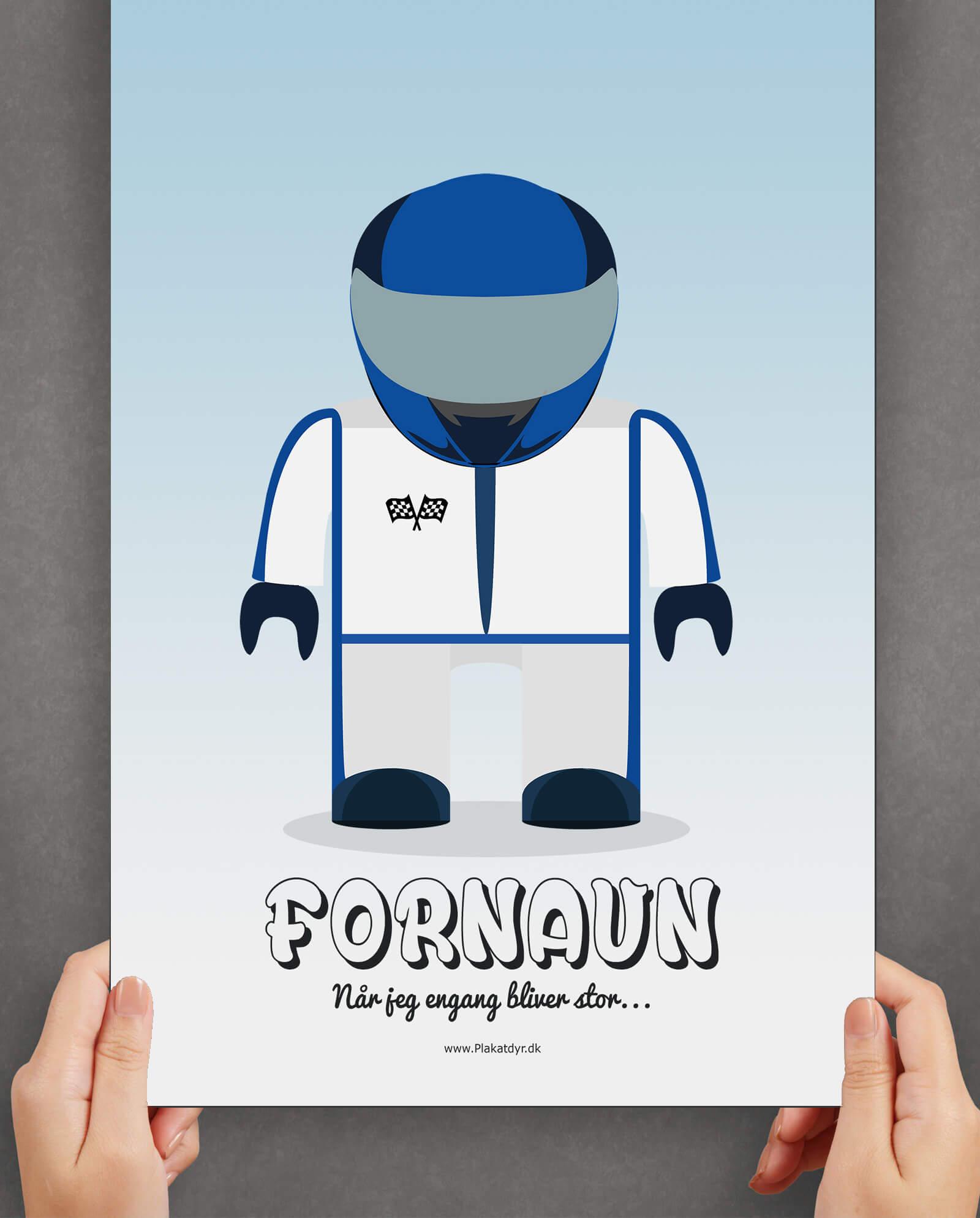 racerkører-plakat
