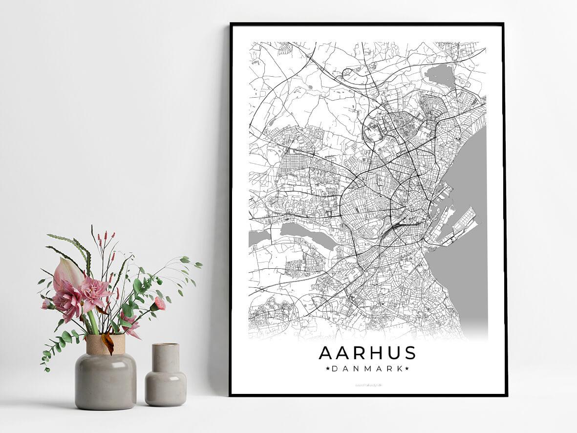 Aarhus-hvid-byplakat