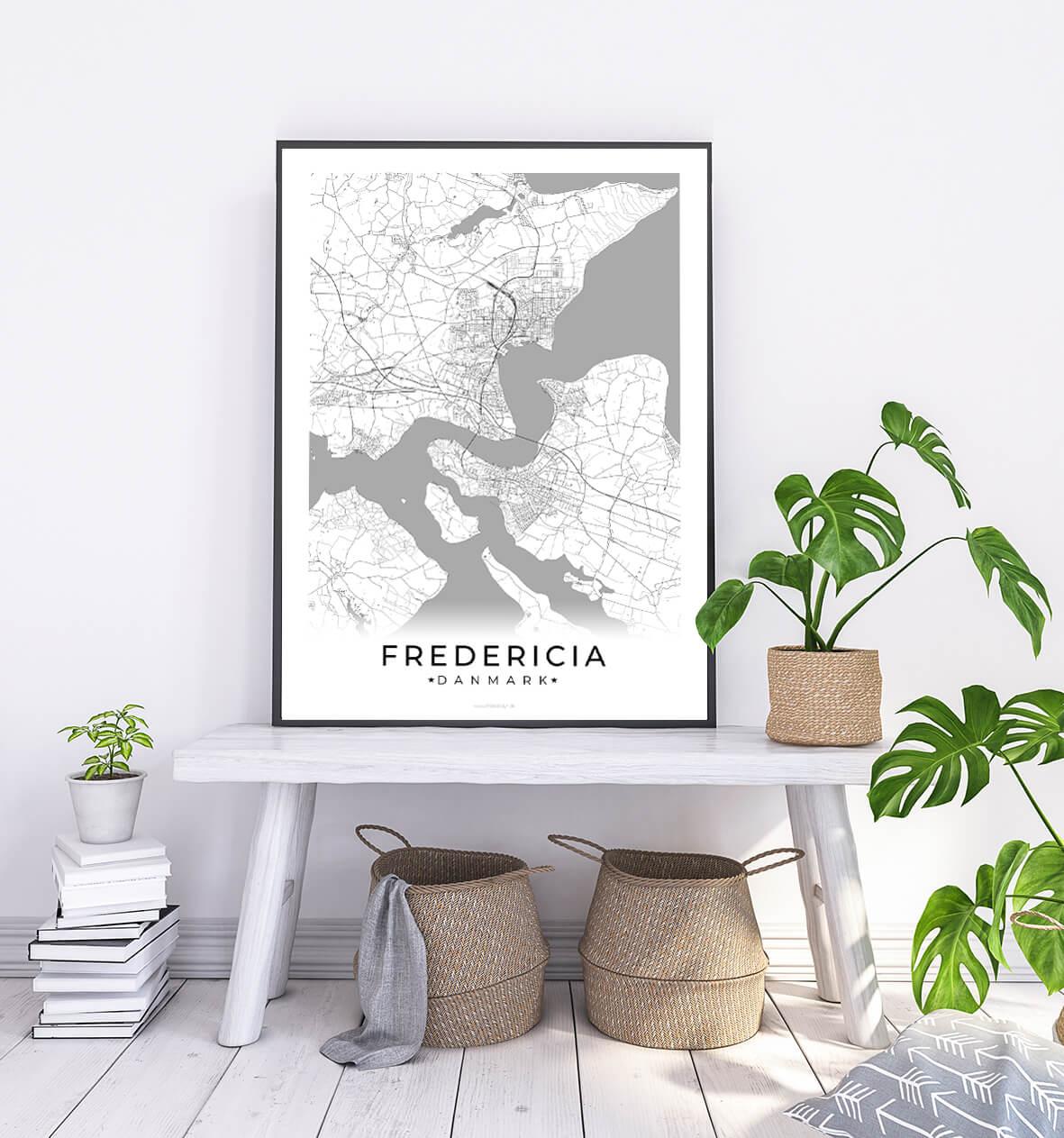 Fredericia-hvid-byplakat-1