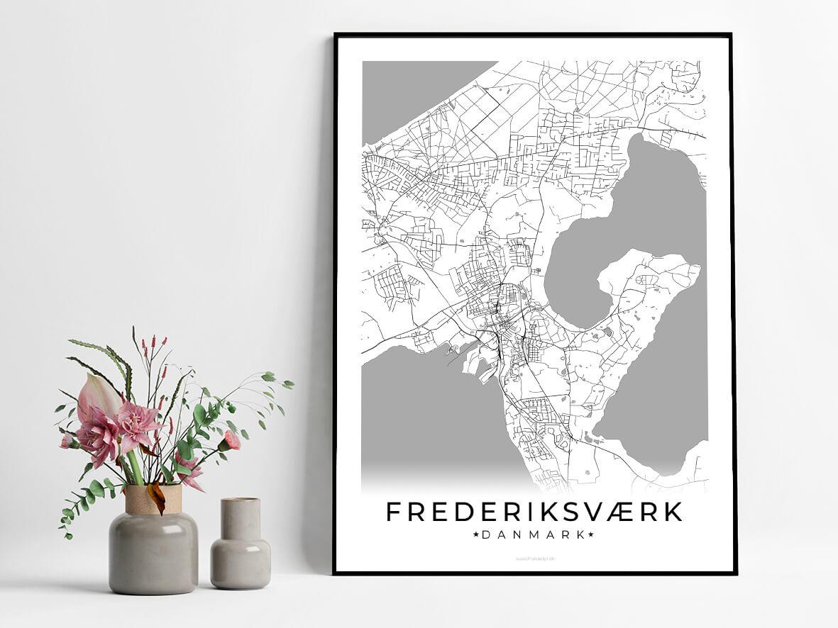 Frederiksvaerk-hvid-byplakat