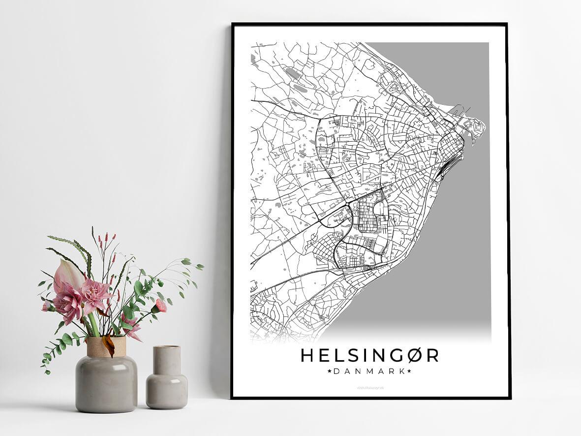 Helsingoer-hvid-byplakat