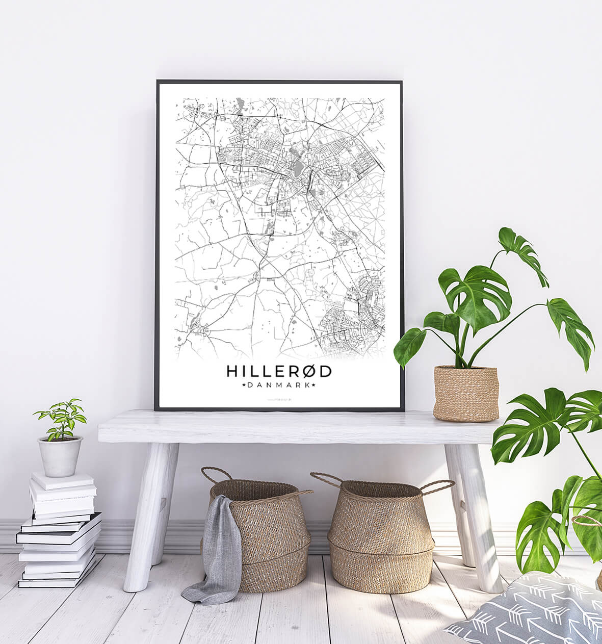 Hilleroed-hvid-byplakat-1