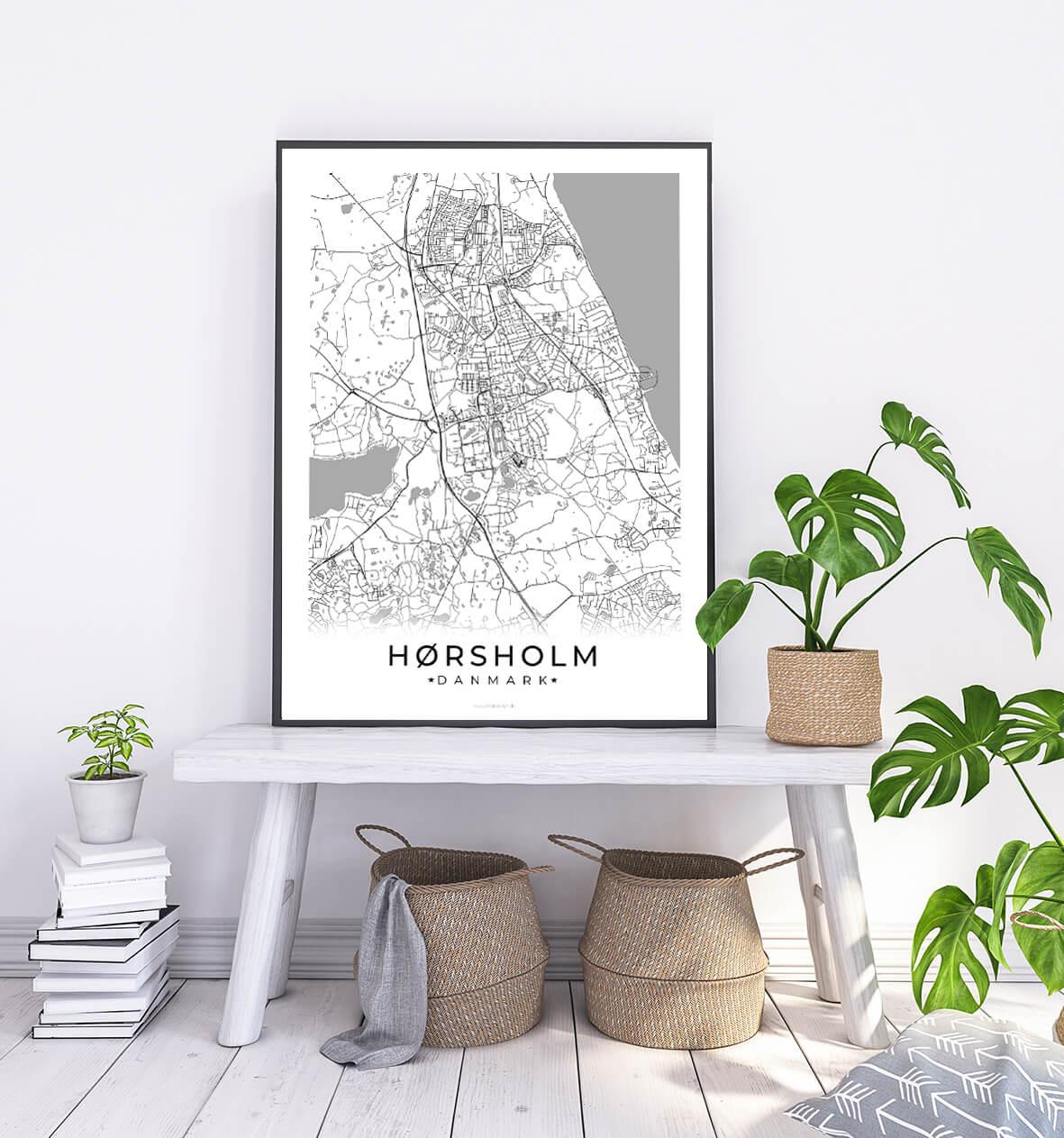 Hoersholm-hvid-byplakat-1