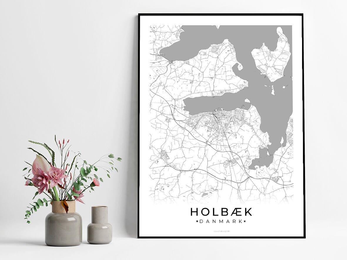 Holbaek-hvid-byplakat