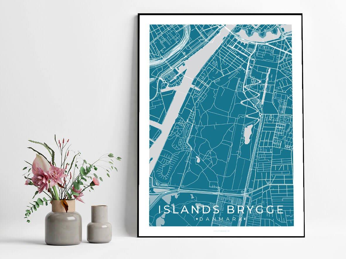 Islands-brygge-blaa-byplakat-2