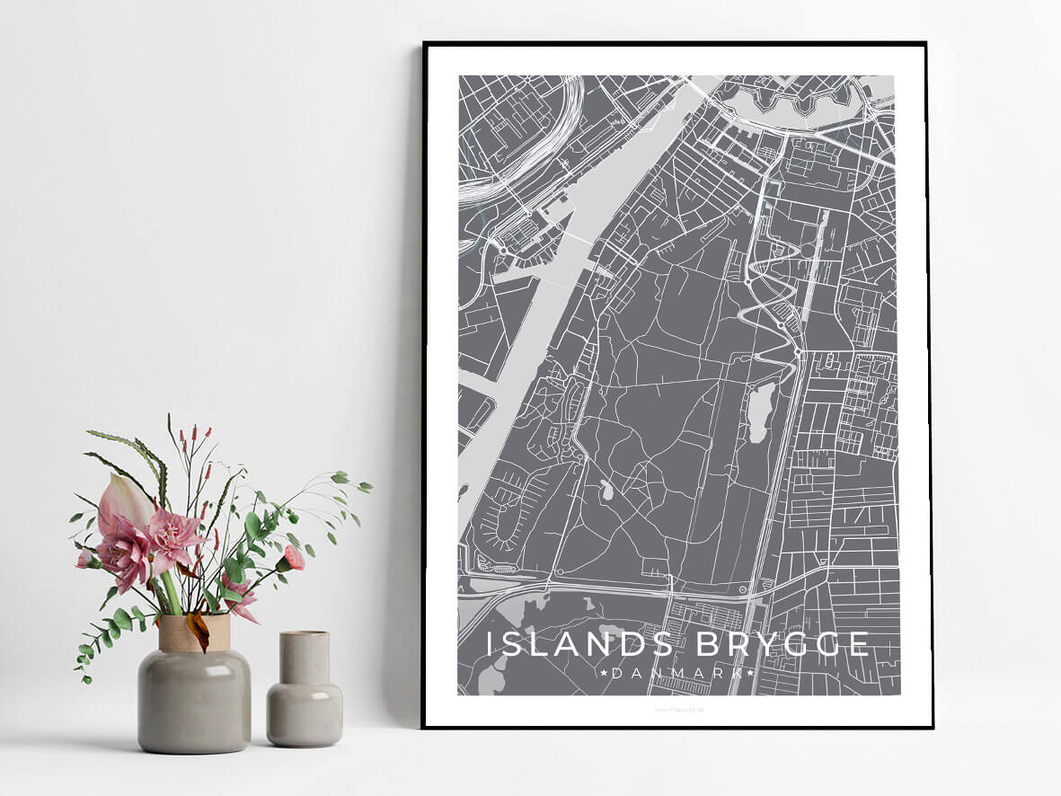 Islands-brygge-graa-byplakat-2