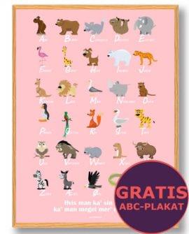 Lyserød-ABC-plakat-kampagne-produkt