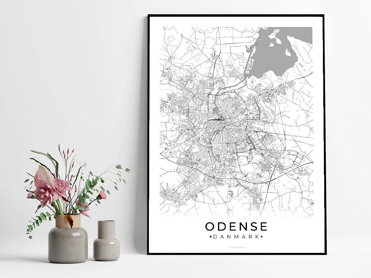 Odense-hvid-byplakat