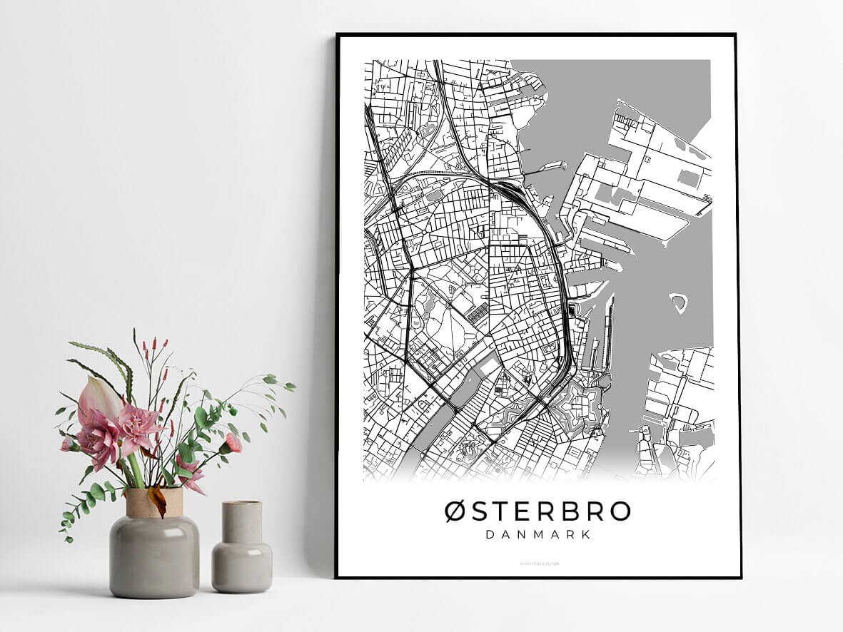 Oesterbro-hvid-byplakat