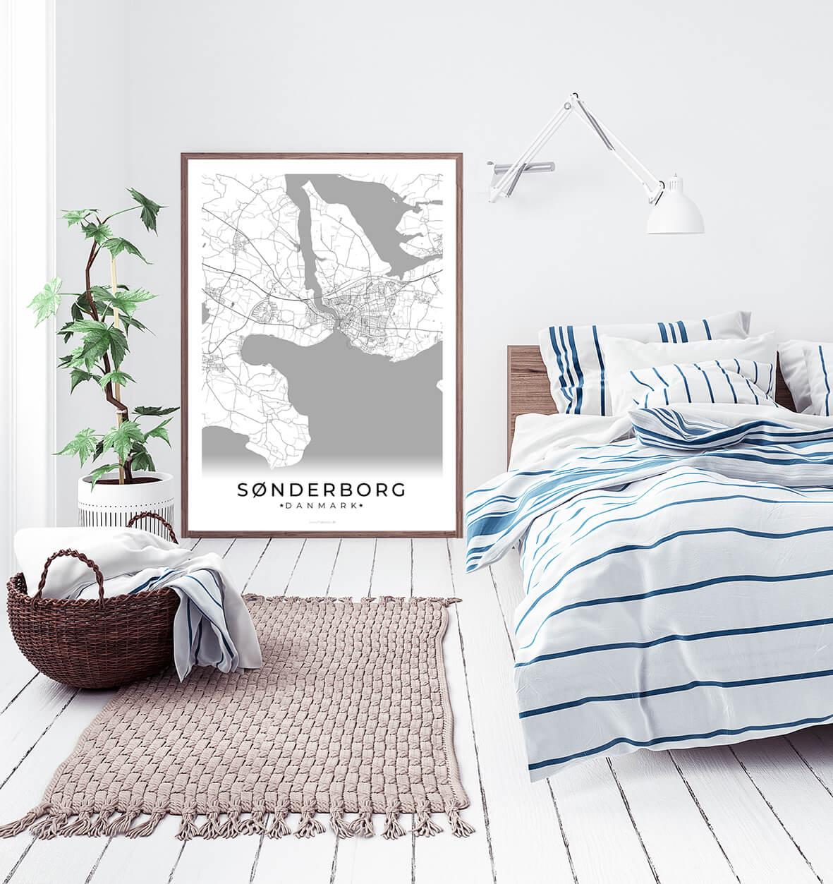 Soenderborg-hvid-byplakat-2
