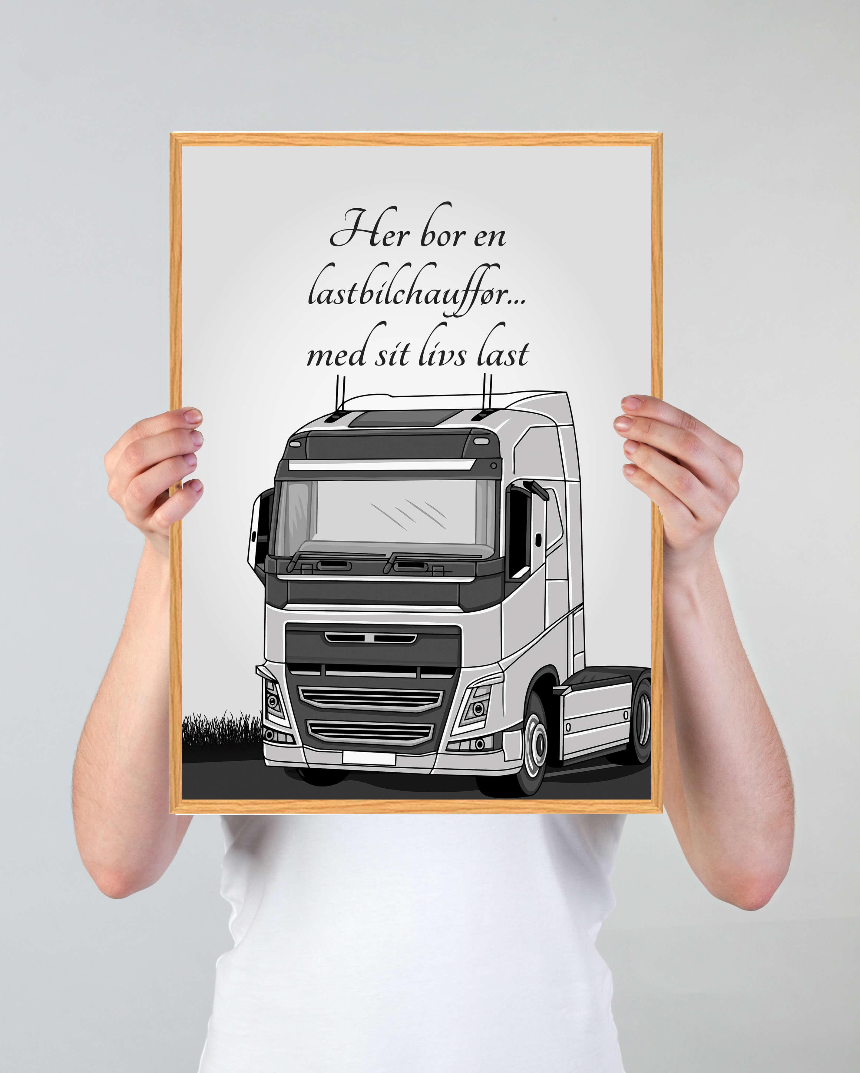 lastbilchauffoer-last-plakat-3