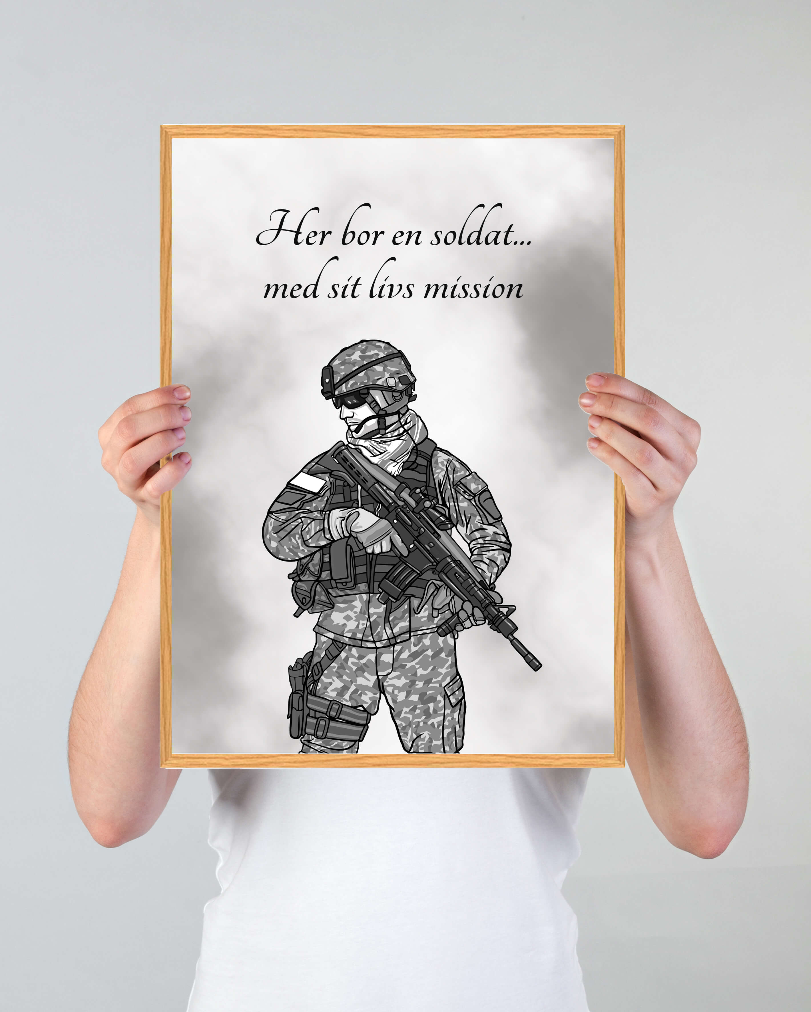 Soldat-plakat