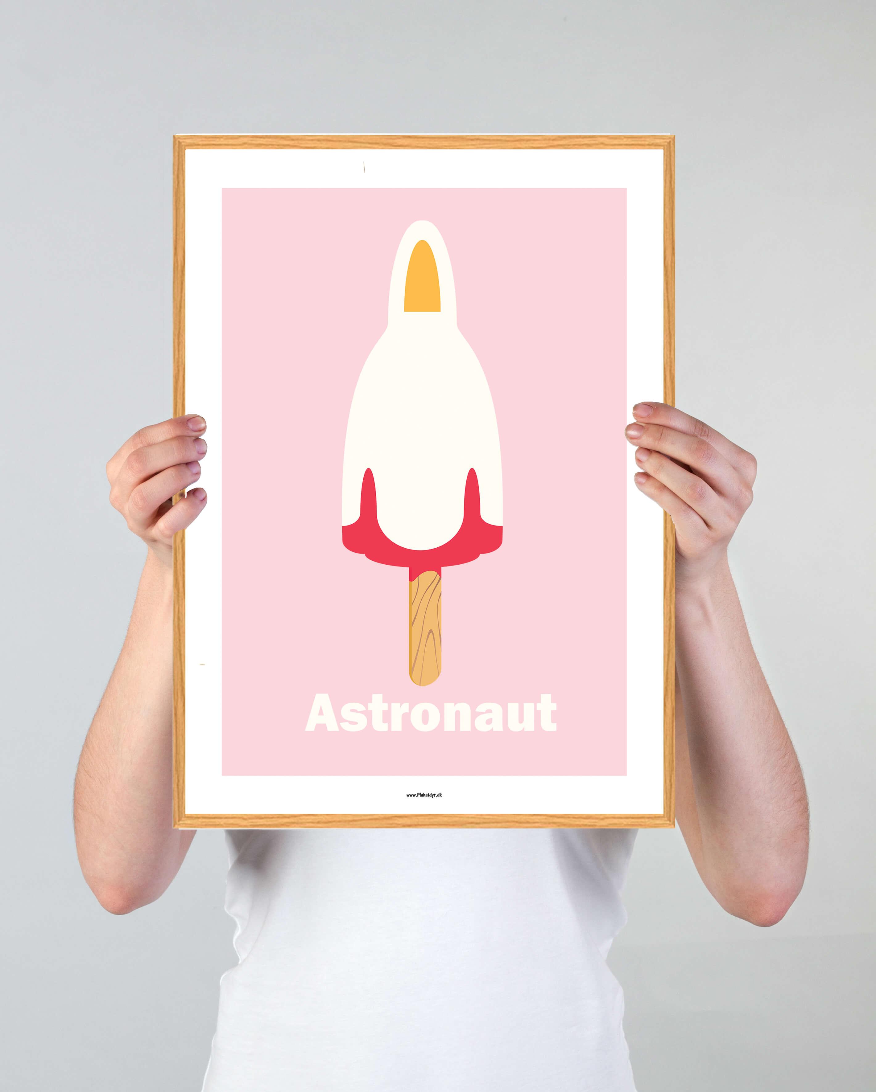 astronaut-plakat-roed