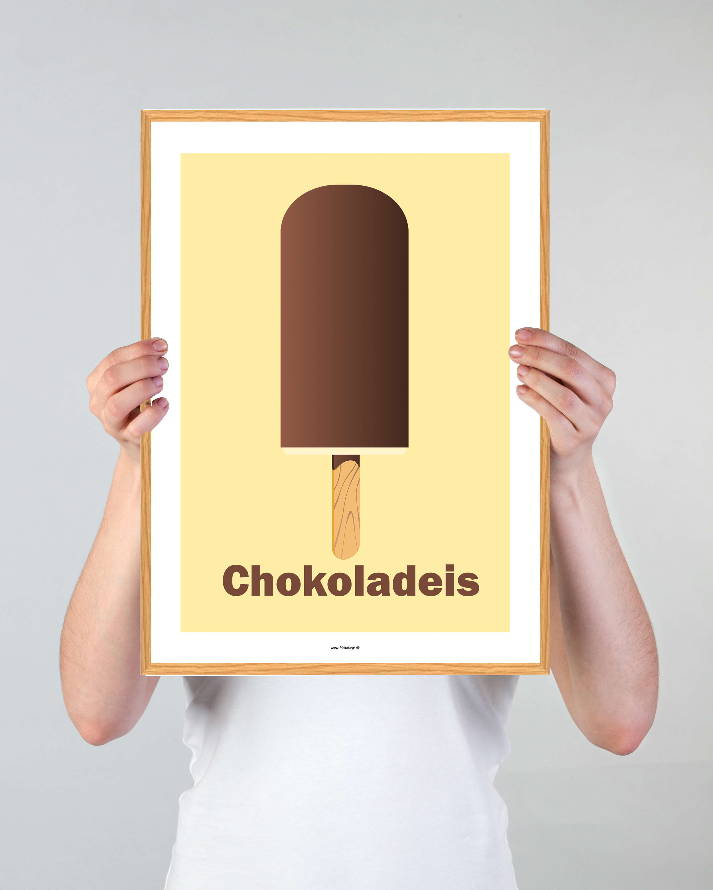 chokolade-is-gul