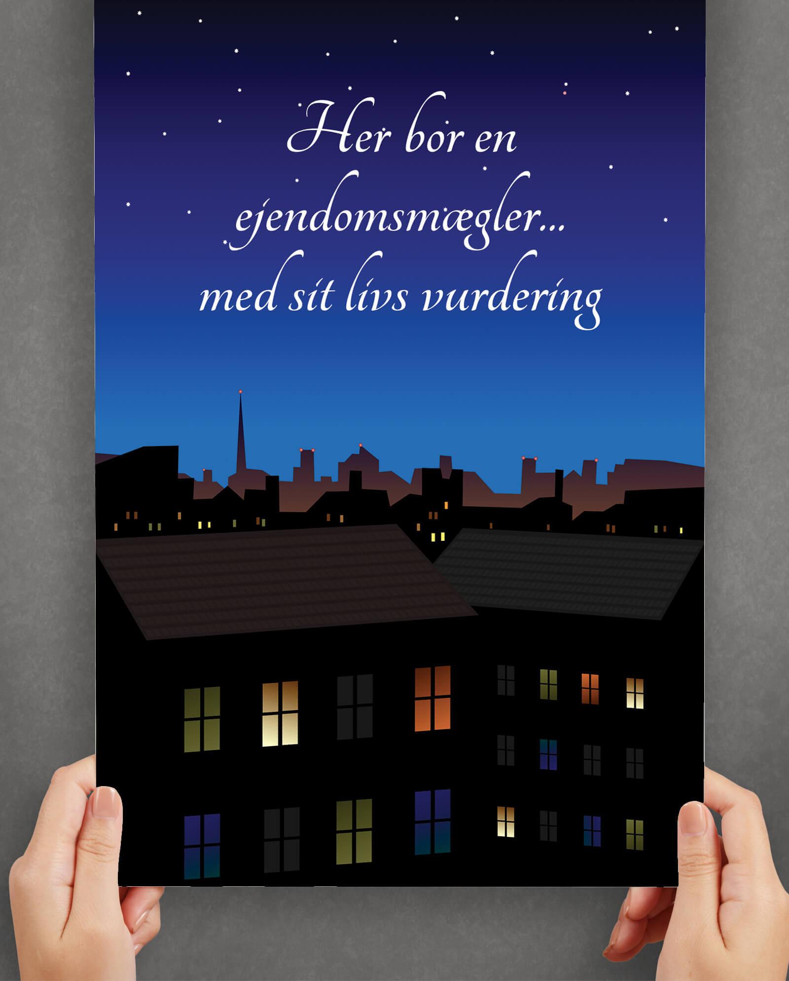 ejendomsmaegler-nat-plakat