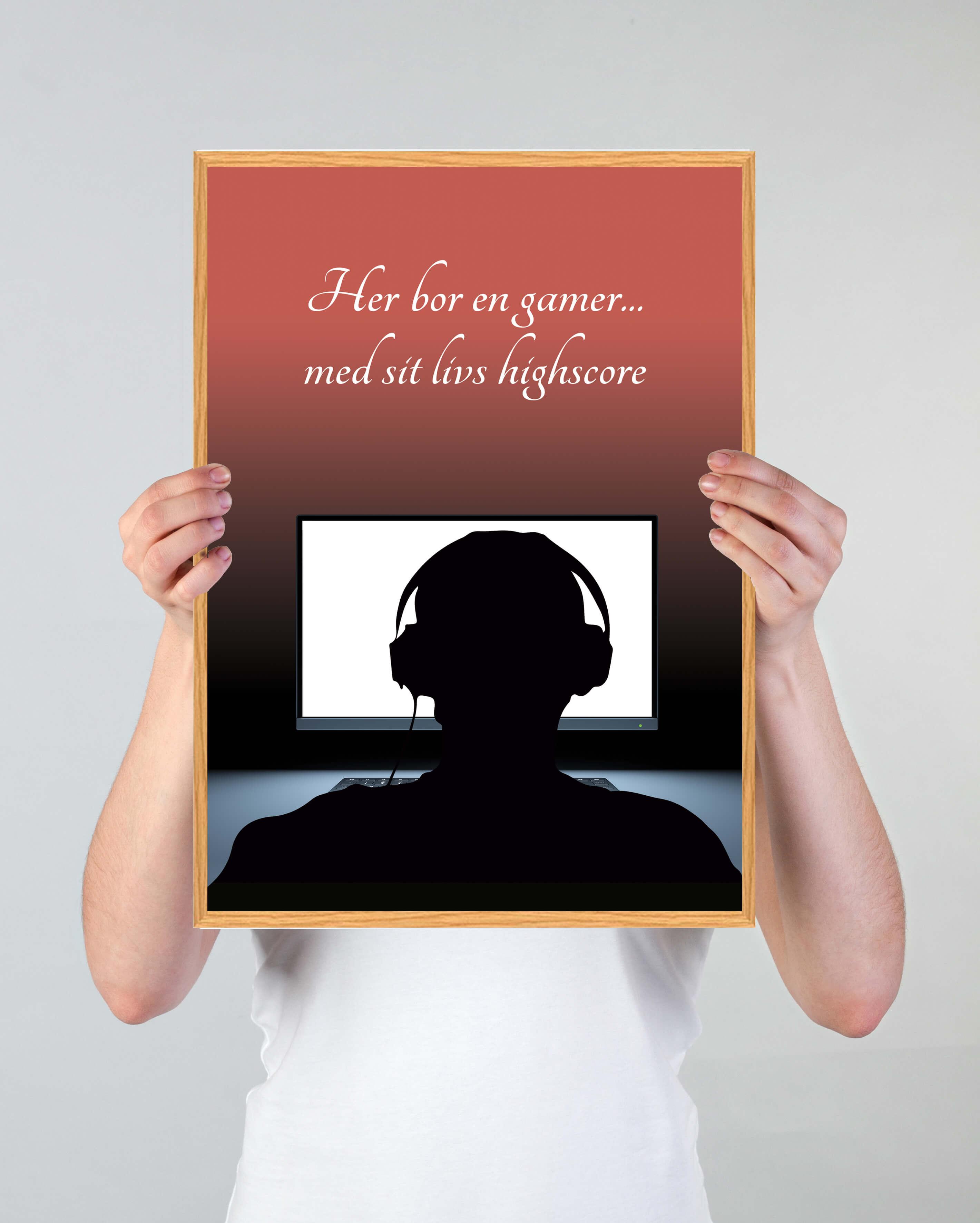 gamer-highscore-plakat-3
