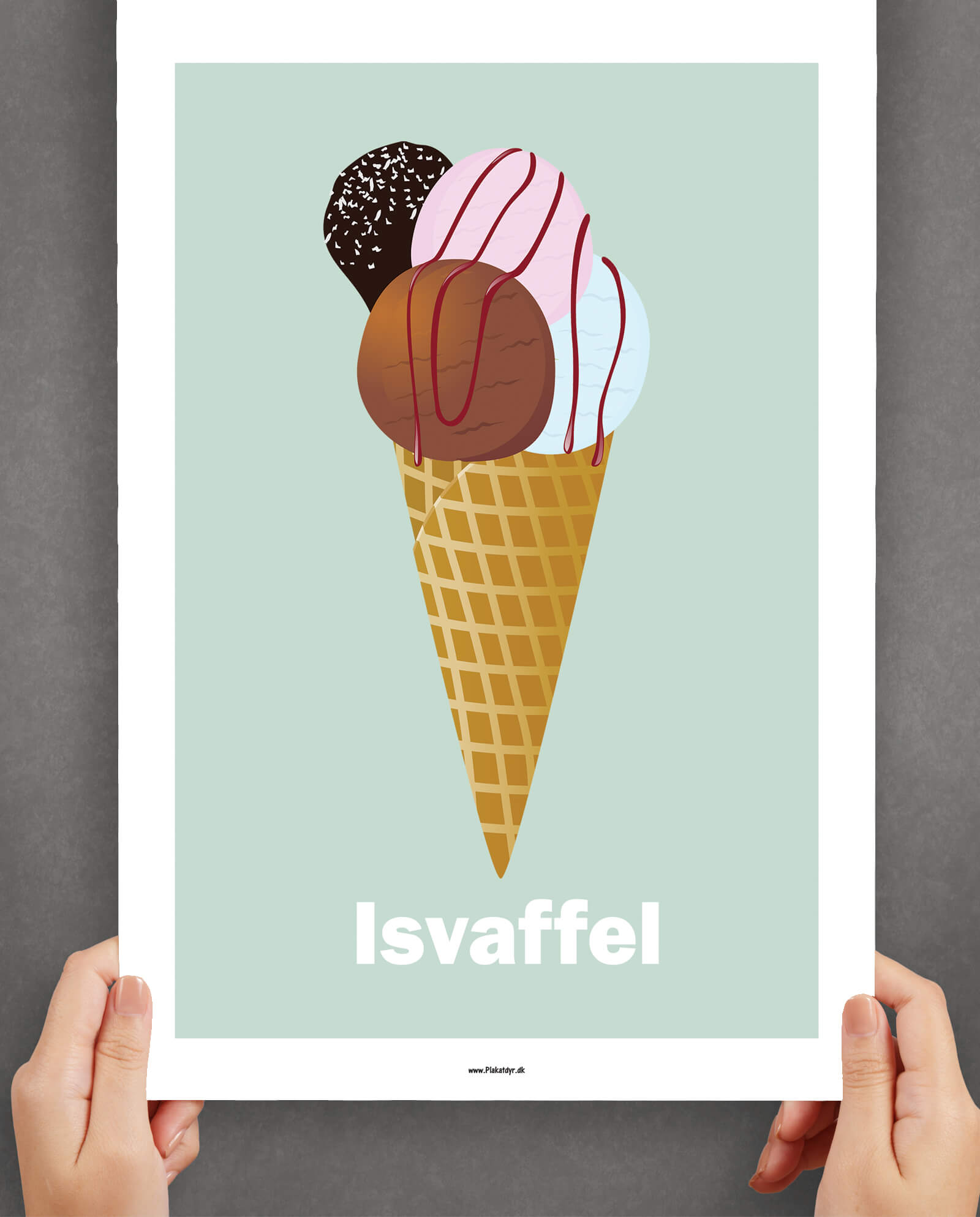 isvaffel-plakat-groen-1
