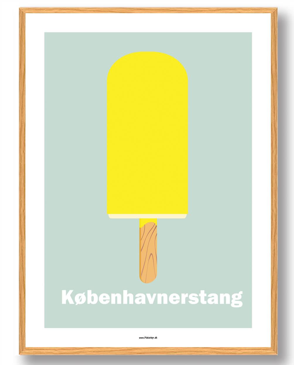 Københavnerstang - plakat