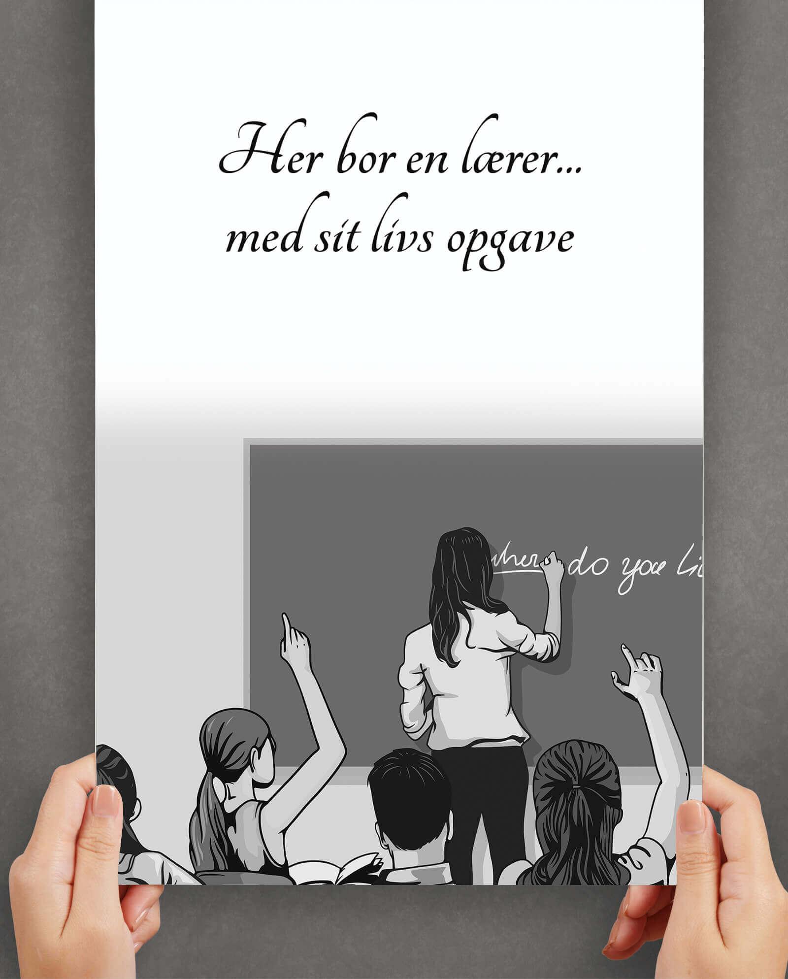 laerer-arbejde-plakat