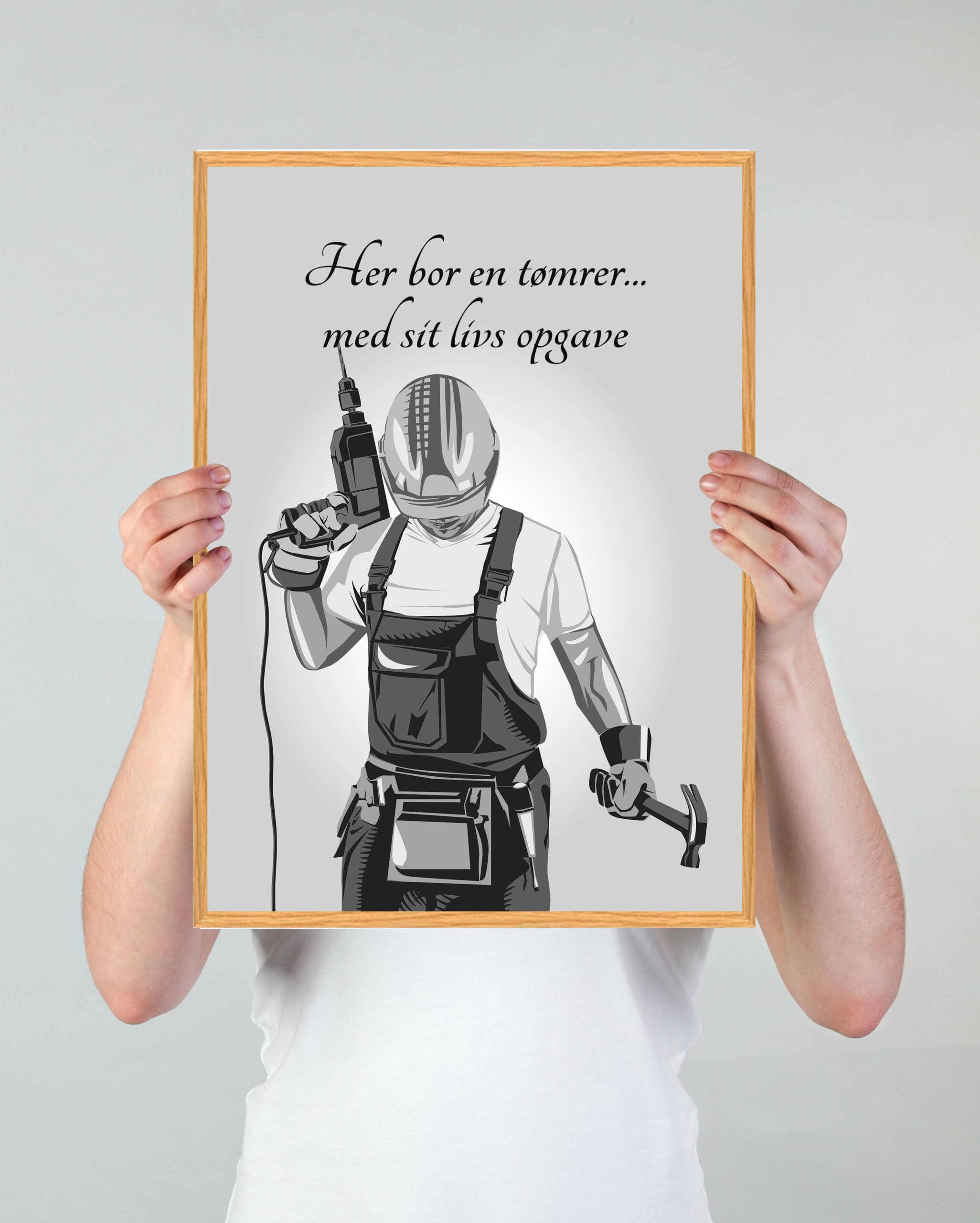 toemrer-job-plakat
