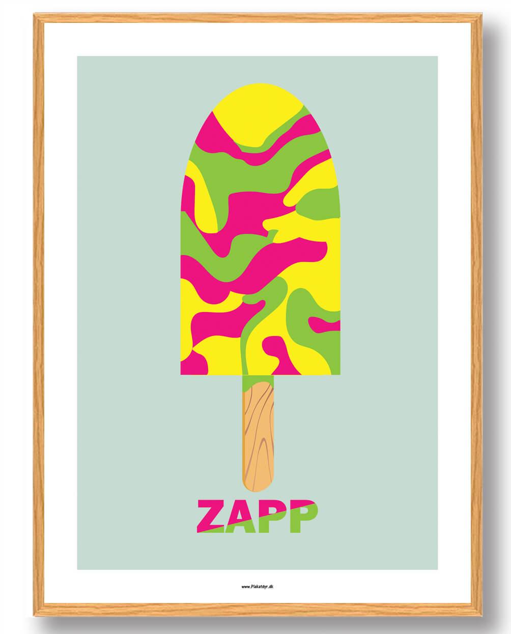 Zapp - plakat