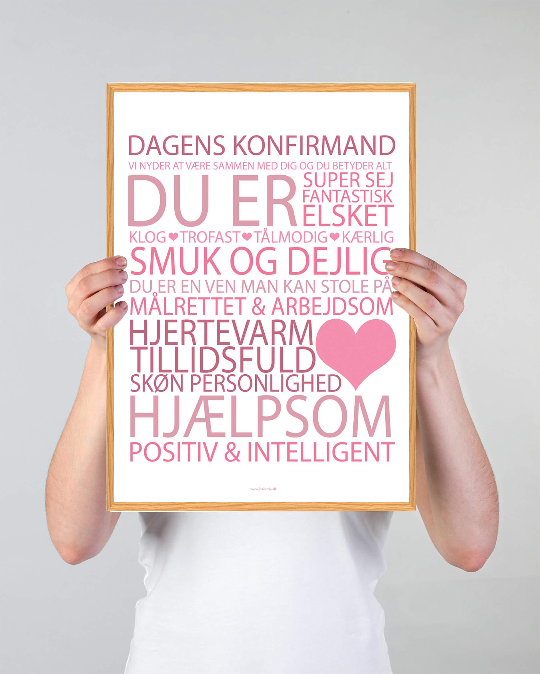 lyseroed-plakat-skrift