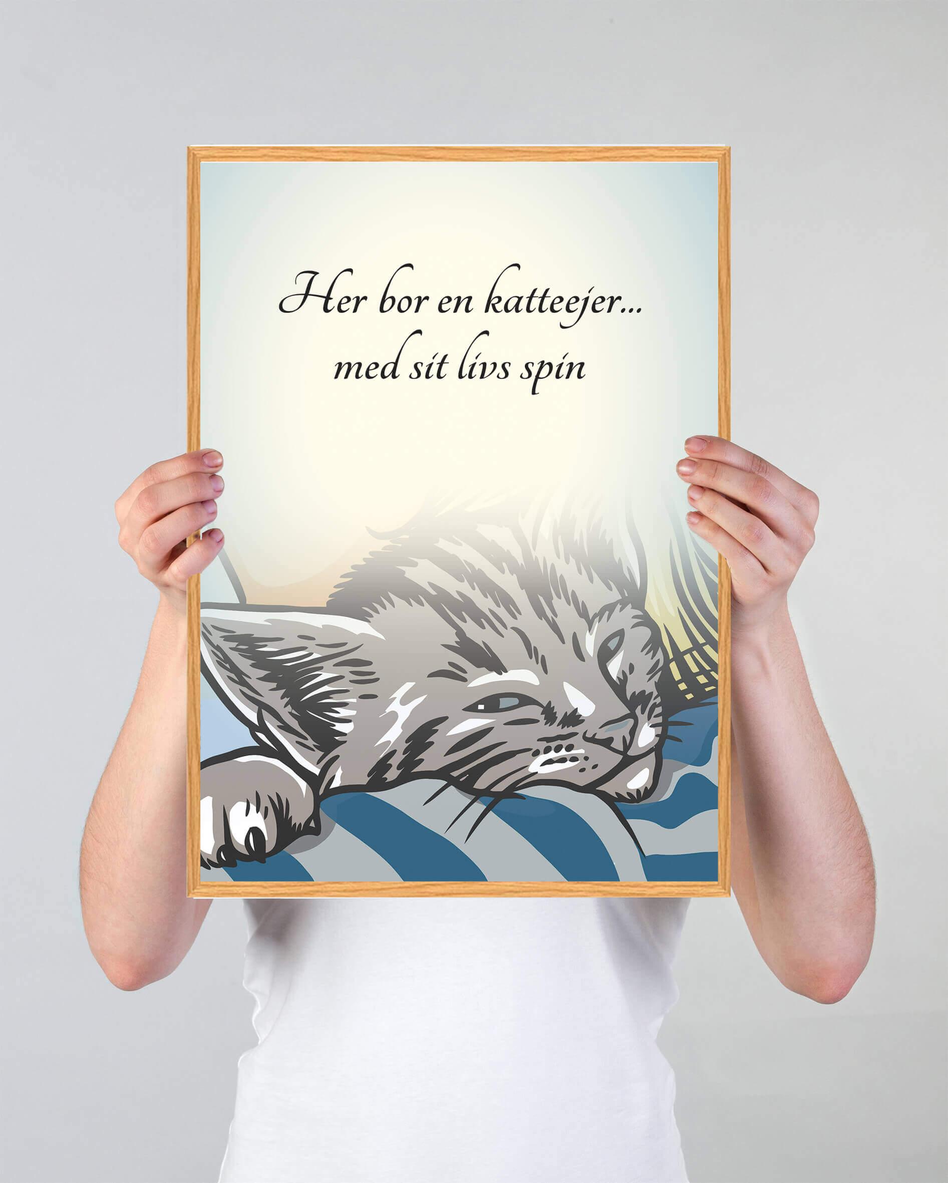 plakater-med-katte