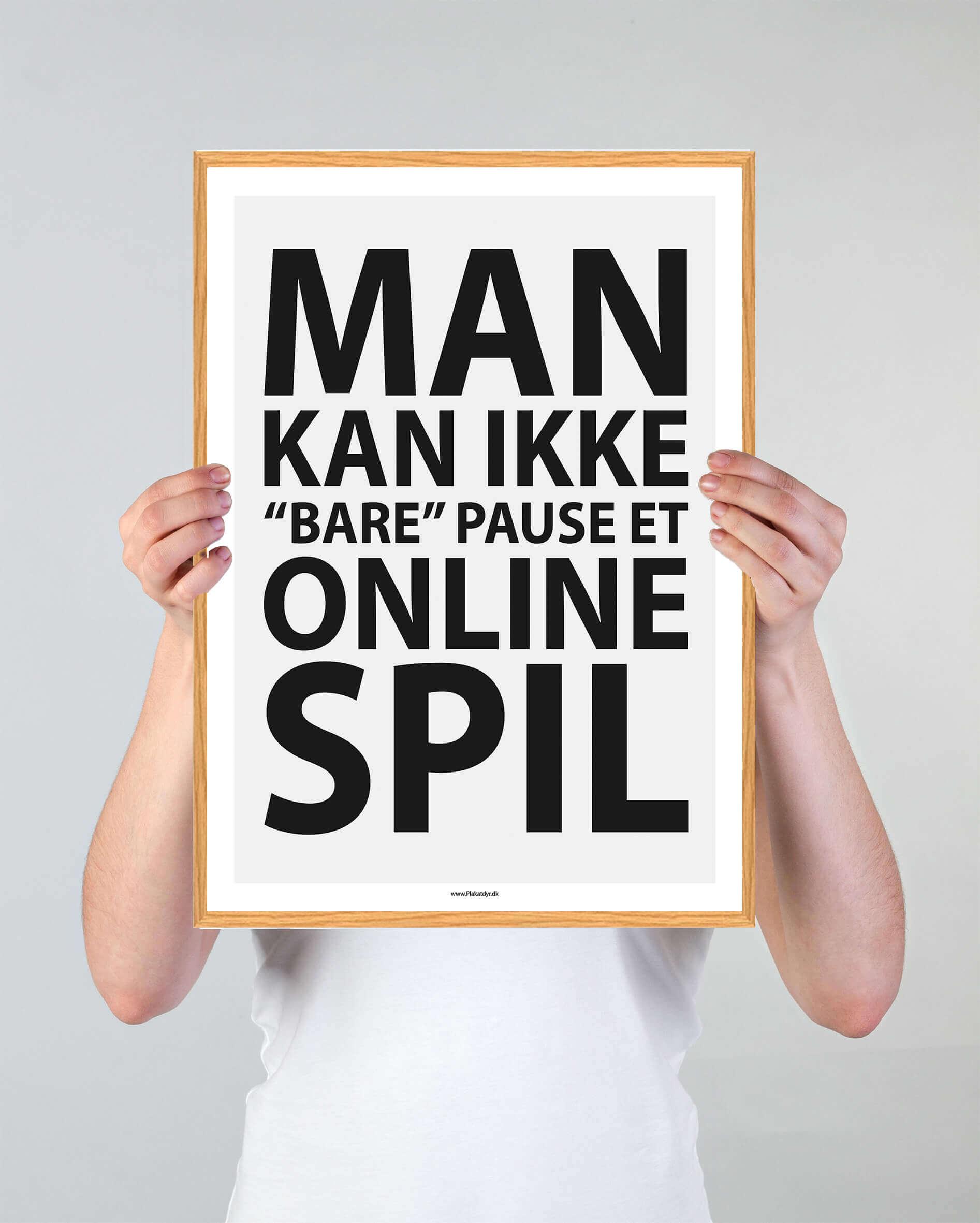 GAMERPLAKAT-Man-kan-ikke-bare-pause-et-online-spil-2