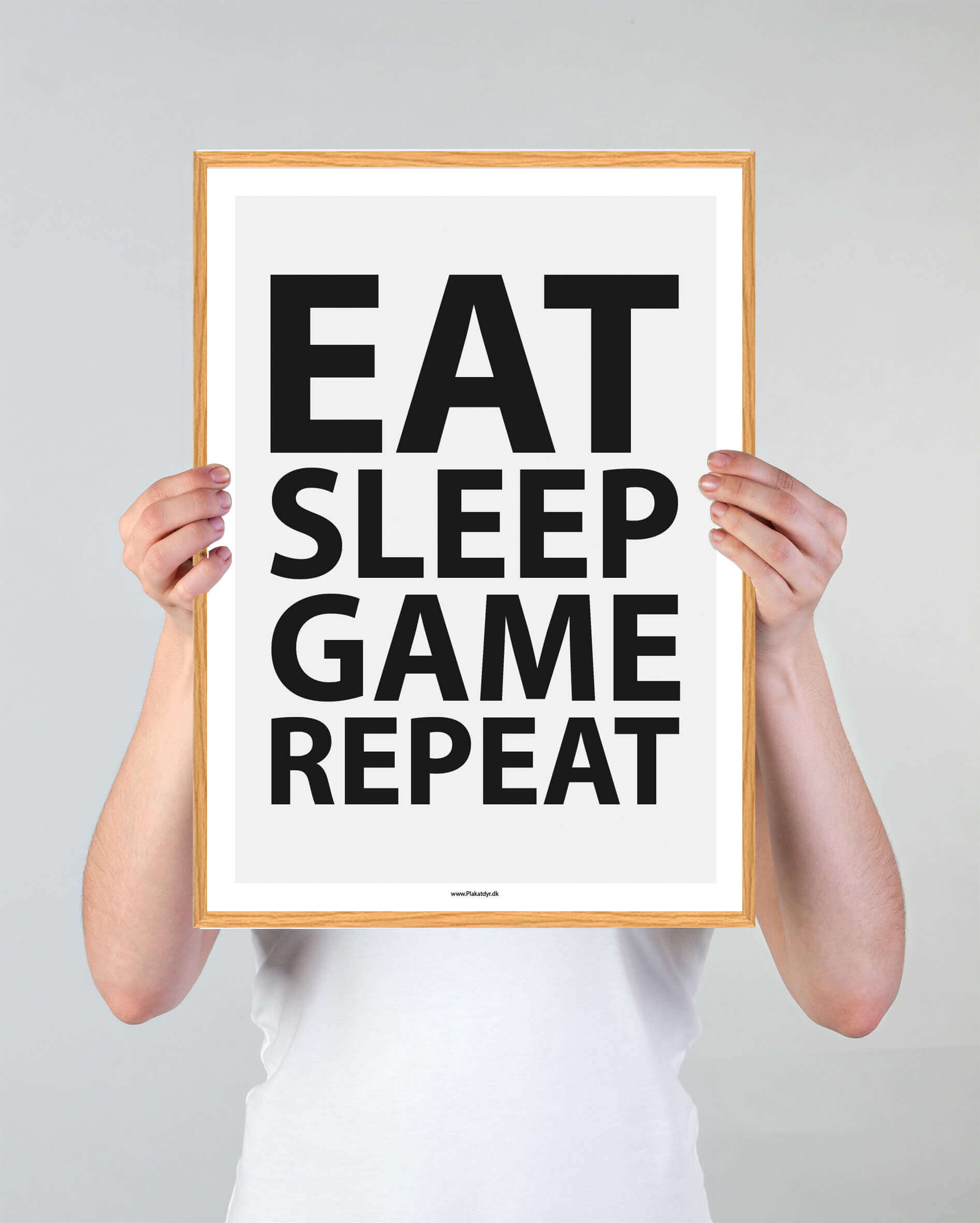 Gamer-plakat-Eat-sleep-game-repeat-2