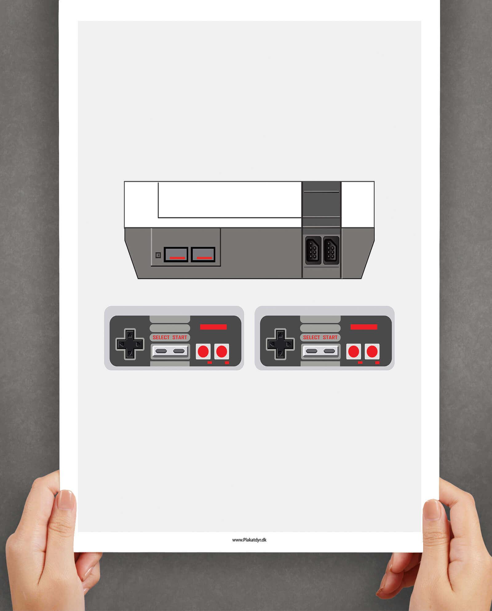 Nintendo-Konsol-plakat-1