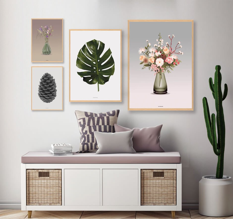 Oppdatert Stueplakater - 100+ plakater til stuen og hjemmet VJ-19