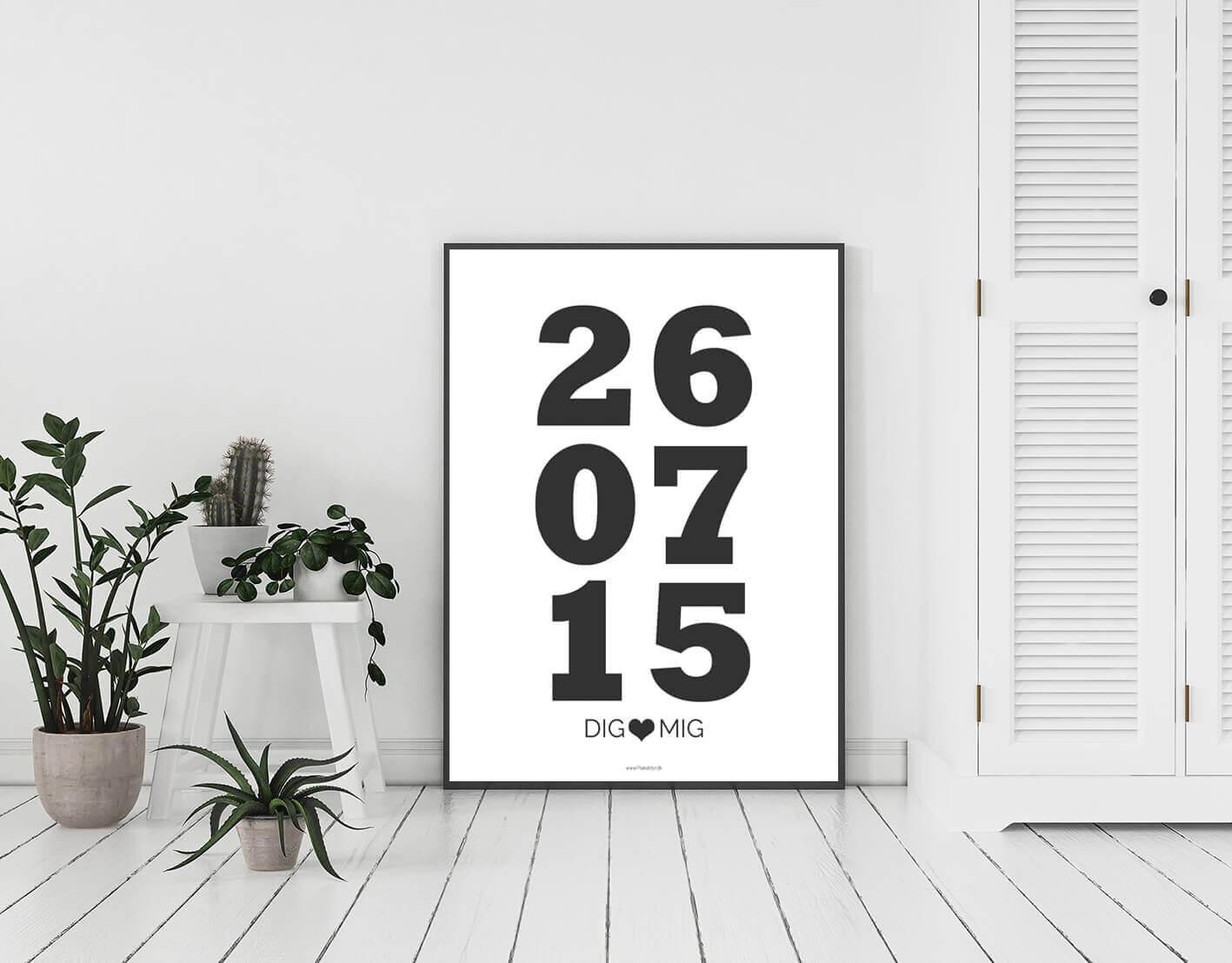 Datoplakat-bryllup-2