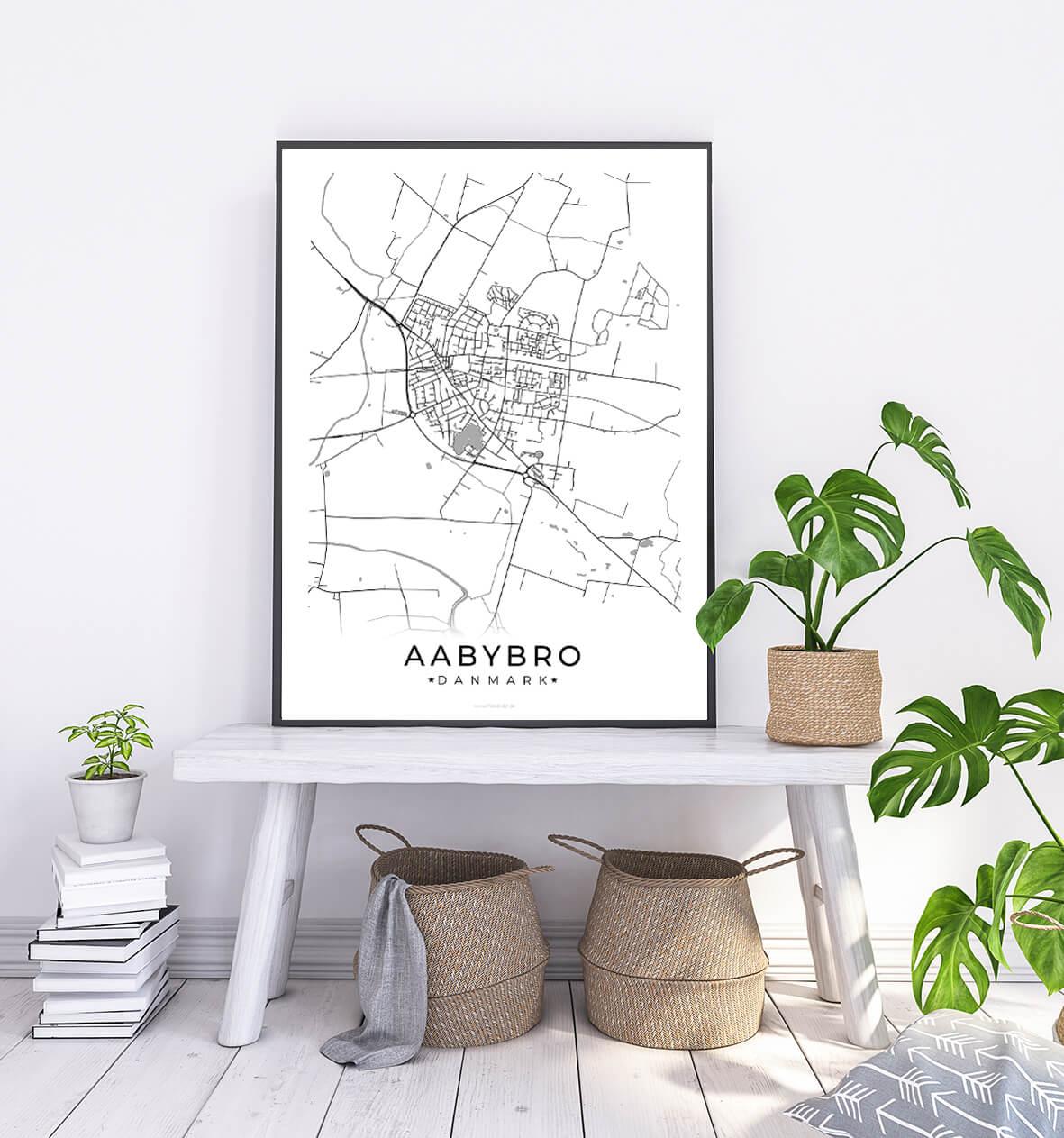 Aabybro-hvid-byplakat-1